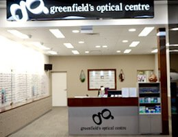Greenfields Optical Fairfield Central Shopping Centre